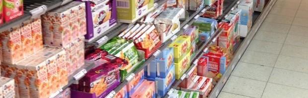 Etikettering binnen de voedselindustrie
