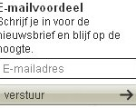 Nieuwsbrief Wehkamp.nl
